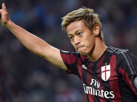 West Ham boss Slaven Bilic keen on Keisuke Honda transfer – report
