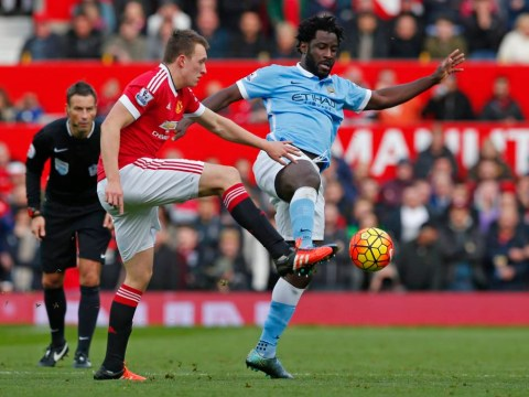 Phil Jones must stay fit if he is to save his Manchester United career