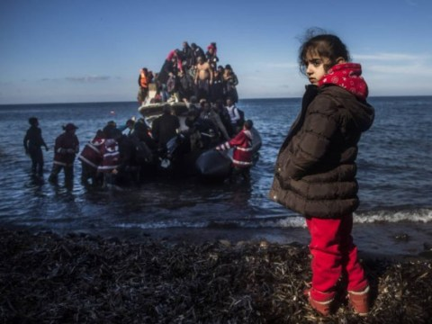 Astonishing first-hand account of immigrants' 'journey from hell' to Lesbos