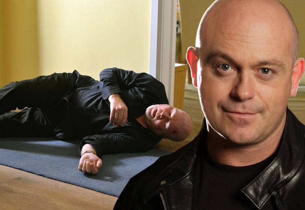 EastEnders spoilers: Ross Kemp set to return as Grant Mitchell in dramatic bid to save alcoholic brother Phil