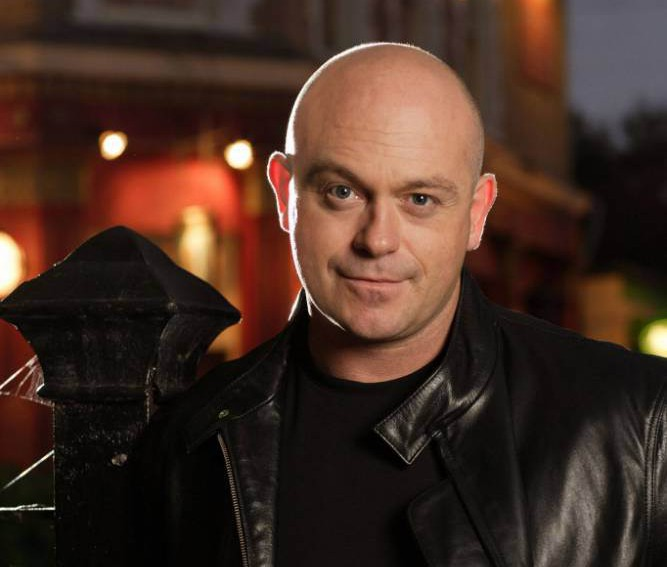 Ross Kemp has finally returned to the EastEnders set after 10 YEARS