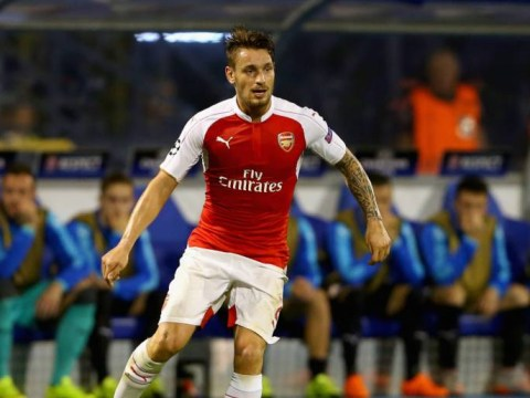 Mathieu Debuchy strongly hints he could seek transfer away from Arsenal in January