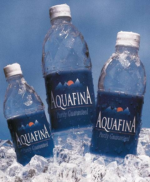 PepsiCo admits its Aquafina water is just tap water