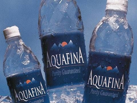 PepsiCo admits its Aquafina water is just tap water