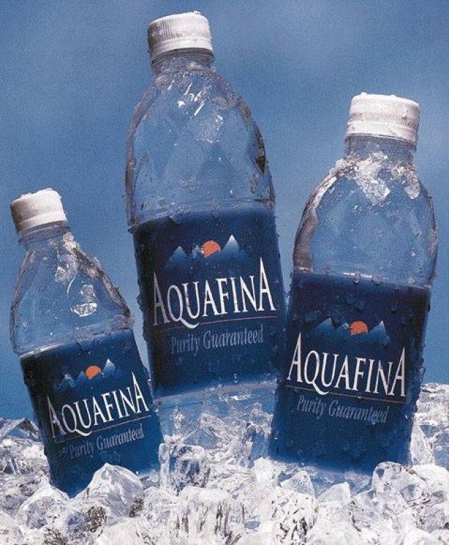 PepsiCo admits Aquafina is indeed 'state-of-the-art' tap water