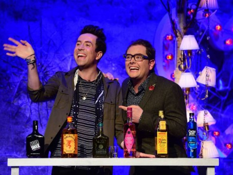 Alan Carr's Chatty Man axed after 16 series for struggling to pull in ratings