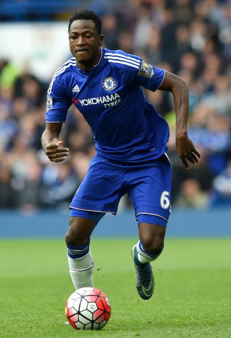 Chelsea FC via Press Association Images MINIMUM FEE 40GBP PER IMAGE - CONTACT PRESS ASSOCIATION IMAGES FOR FURTHER INFORMATION. Chelsea's Baba Rahman in action