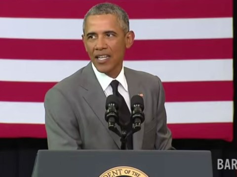 Here's President Barack Obama singing Thriller just in time for Halloween