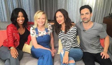 Stop everything! The cast of Bring It On have reunited