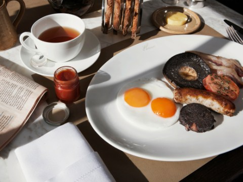 Forget Tiffany, now you can breakfast at Burberry's new all-day cafe