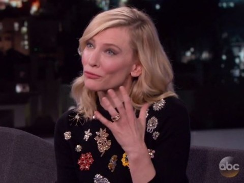 Don't ask Cate Blanchett for a selfie… she thinks they're 'pathetic'
