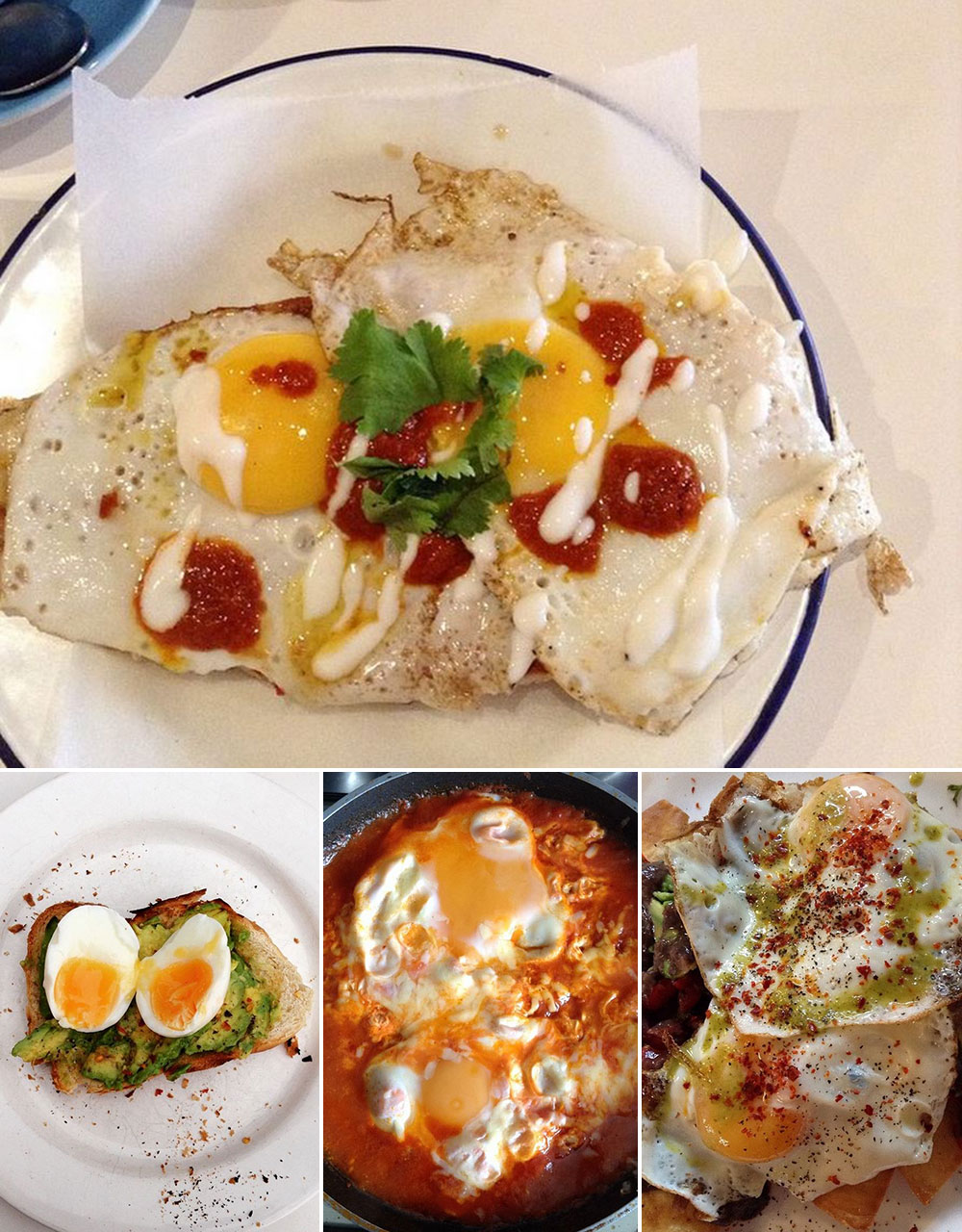 26 of the sexiest egg recipes known to man