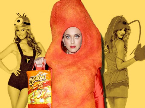 Why looking silly on Halloween is so much sexier than looking hot