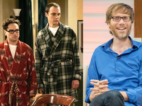 Stephen Merchant lands cameo in The Big Bang Theory as Amy Farrah Fowler's new lover