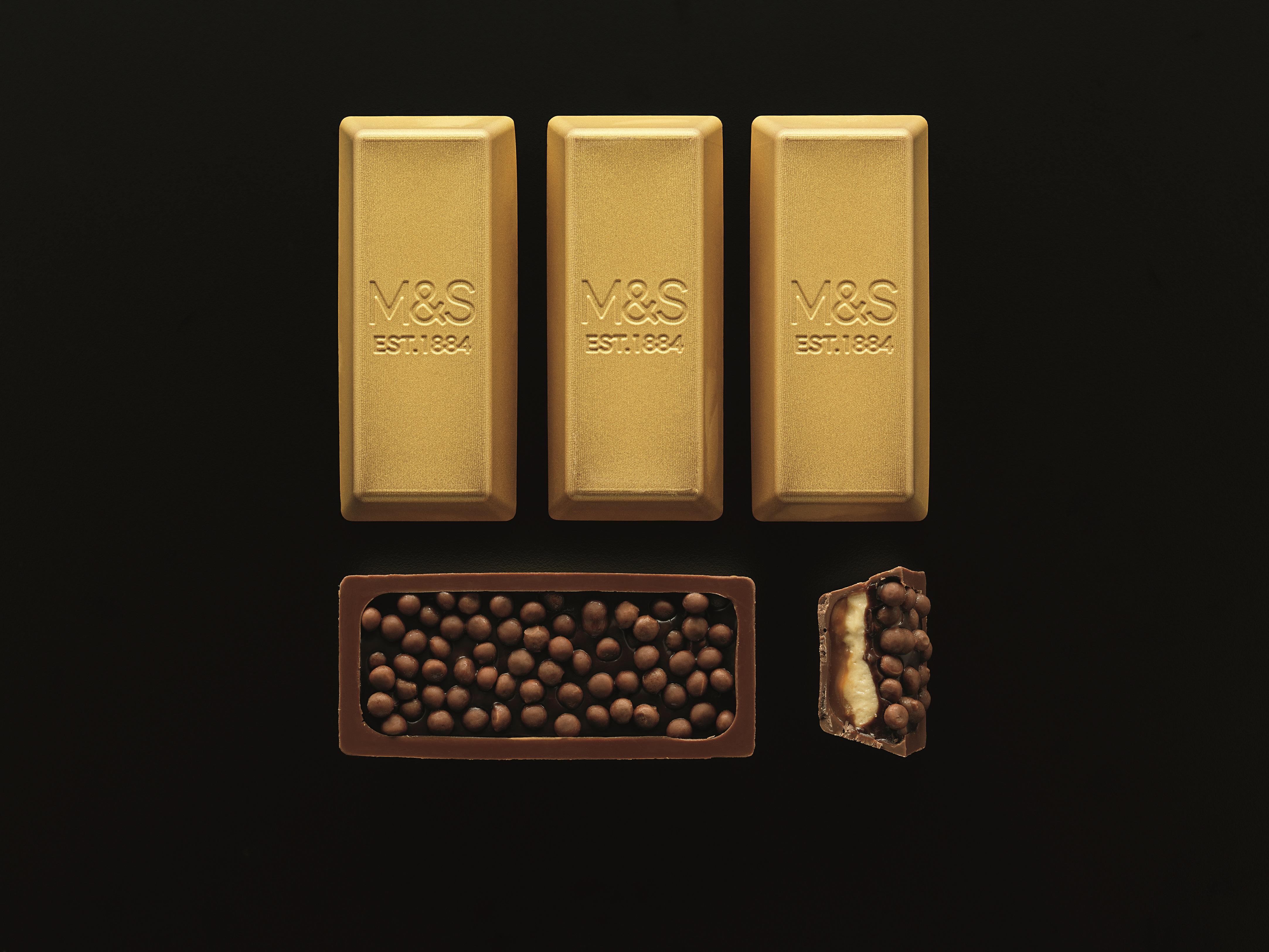 M&S Billionaire Bullion Bar