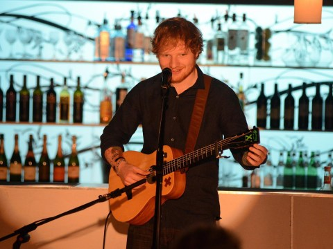 Ed Sheeran: 'I'm too schizophrenic when it comes to releases, I want to release six albums right now!'