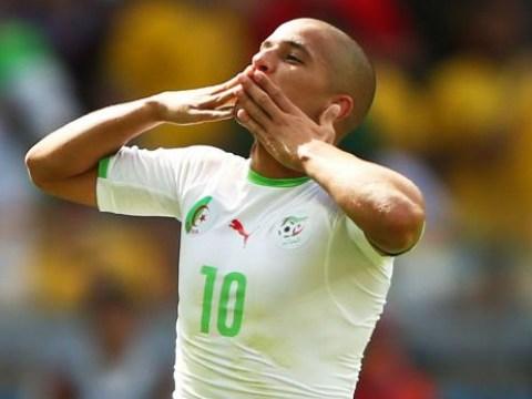 Tottenham make transfer offer to Sofiane Feghouli – report
