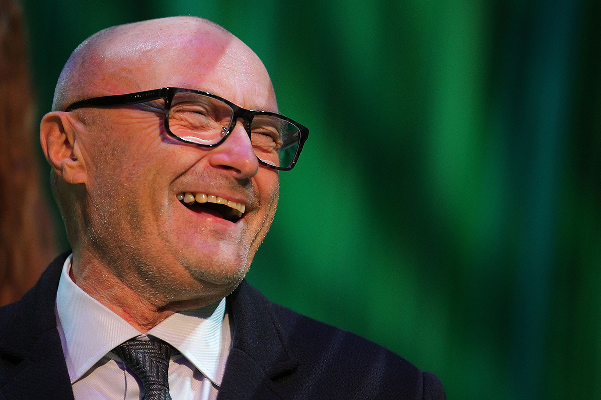 Phil Collins announces his only UK festival gig next year will be British Summertime Festival