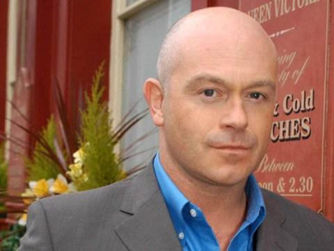 EastEnders star 'practically confirms' Grant Mitchell return