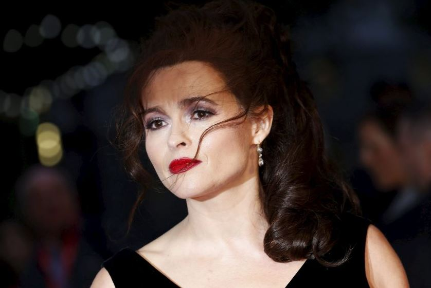 Helena Bonham Carter: 'It's absurd that because we have boobs we're not treated the same as someone with a penis'