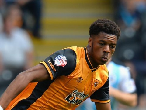 Arsenal loanee Chuba Akpom is delighted with his Hull education
