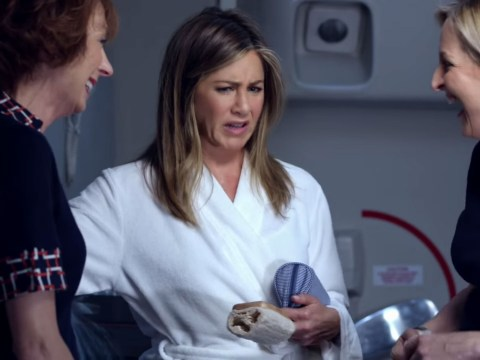 Jennifer Aniston's new advert basically reminds us how poor we are
