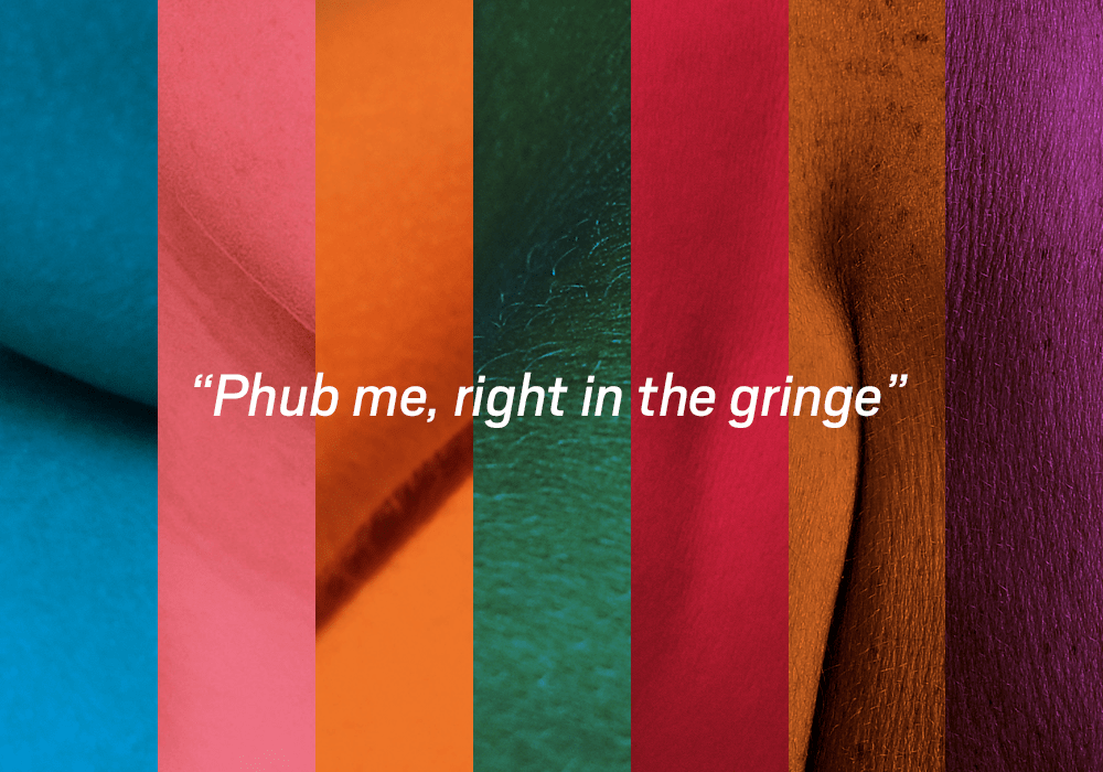 From Phub To Gringe