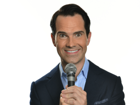 Jimmy Carr: 'J.K. Rowling told me she used to breastfeed to my TV show'