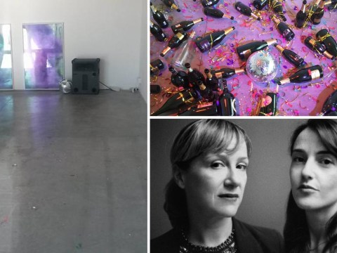 Modern art installation removed by cleaners who thought it was party aftermath