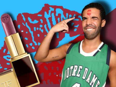 There's now a lipstick dedicated to Drake