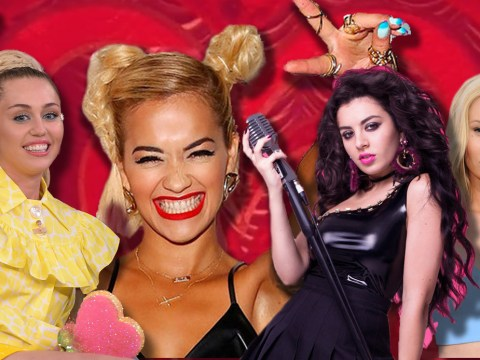 Rita Ora wants to cover Lady Marmalade with Iggy Azalea and Miley Cyrus