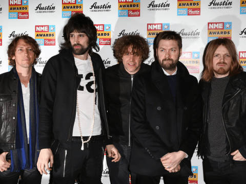 Kasabian tickets for UK tour 2017 – when are they on sale and where can I get them?