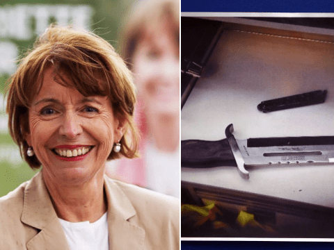German politician stabbed in the neck over liberal immigration views