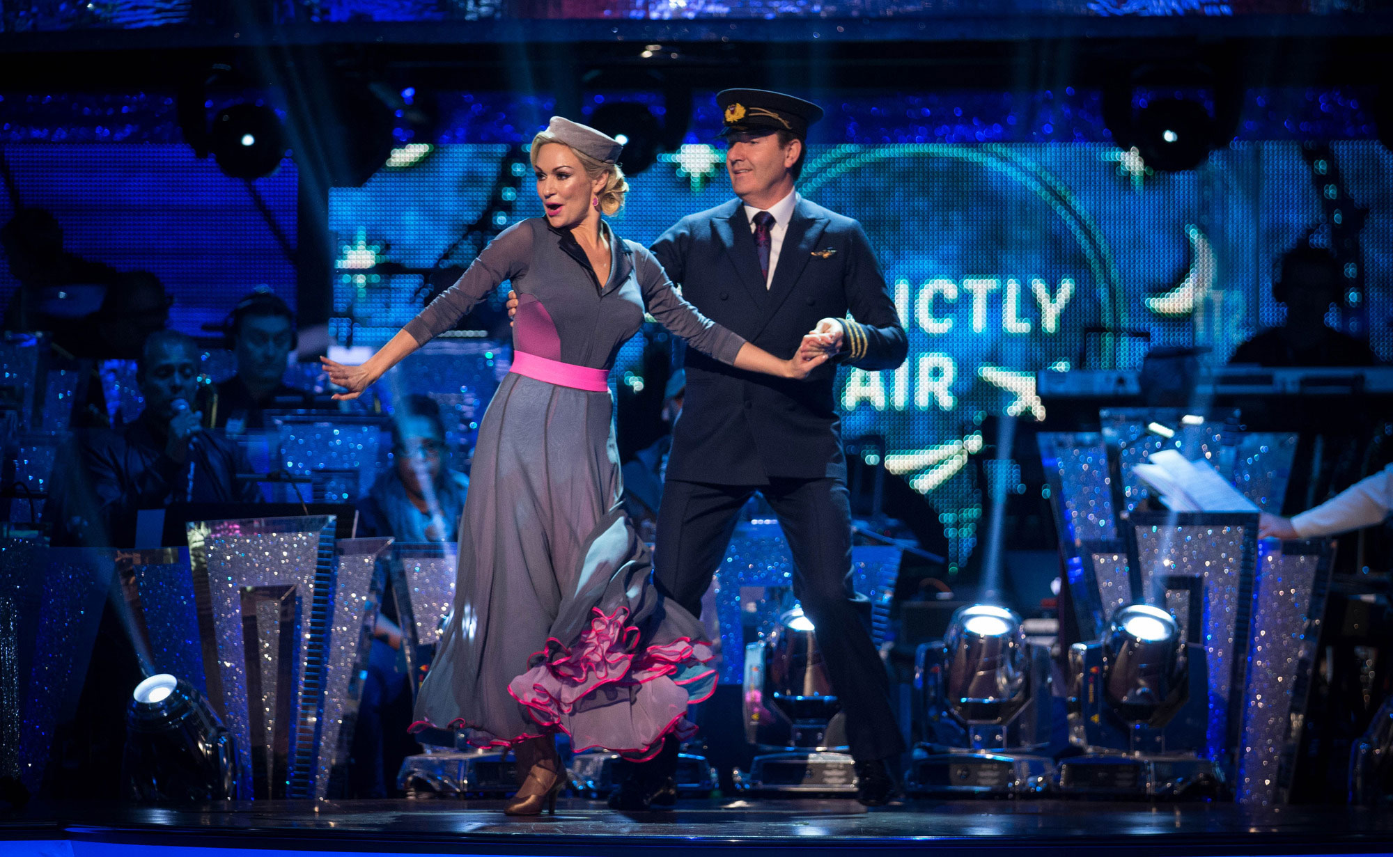 Strictly Come Dancing's Kristina Rihanoff and Daniel O'Donnell laugh off feud