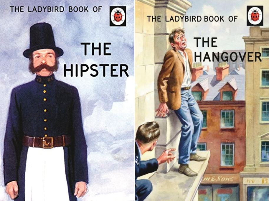Ladybird Books For Grown-Ups – a word with the authors