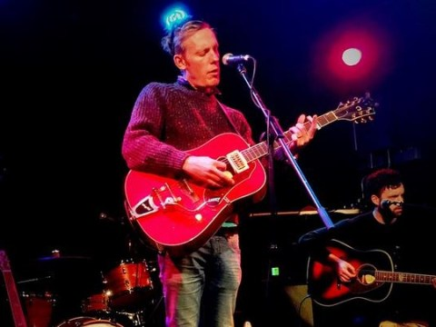 Laurence Fox unveils his debut single Headlong as Lewis returns to ITV