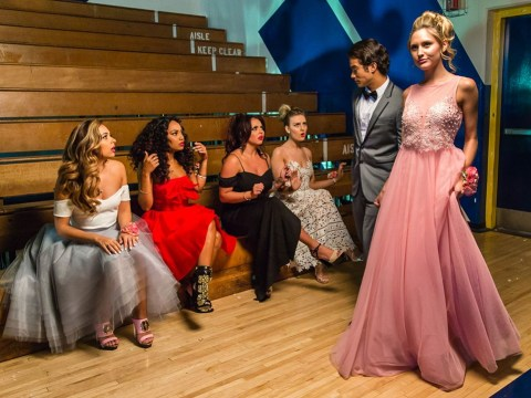 Little Mix's prom night isn't all it's cracked up to be in the brand new brilliant music video
