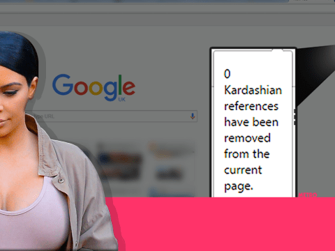 Experience the web without the Kardashians thanks to filter that blocks related stories