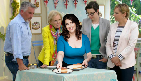 Nigella Lawson says The Great British Bake Off is way too complex for her