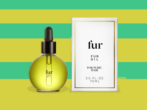There's now a fancy skincare oil designed specially for your pubes