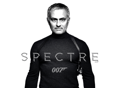 People are actually placing bets on Jose Mourinho to become the next James Bond and to feature on I'm A Celebrity… Get Me Out Of Here!