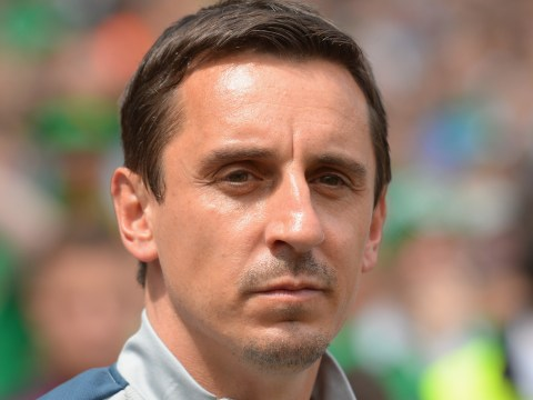 Man United legend Gary Neville should replace Jose Mourinho as Chelsea manager, blogs Richard Keys