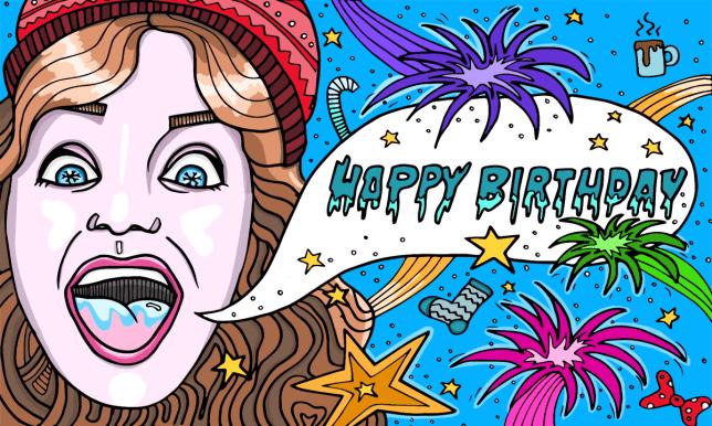 November-birthdays-Monika Piszcezek illustration