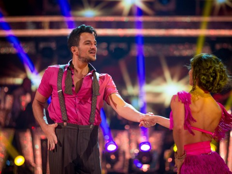 Peter Andre:  Strictly Come Dancing's 'vainest celeb ever'