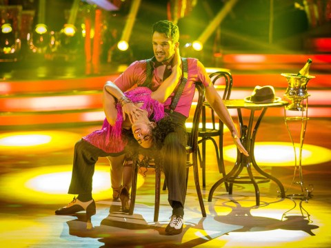 EXCLUSIVE: 10 minutes behind the Strictly scenes with Peter Andre