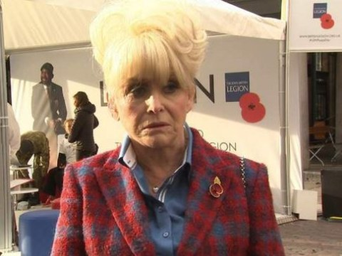 Barbara Windsor is upset people are raining on her Damehood parade