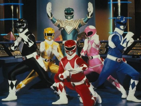 The Power Rangers movie release date has been confirmed!