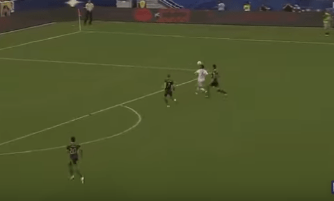 Ex-Liverpool and Tottenham star Robbie Keane scores beautiful goal for LA Galaxy – video