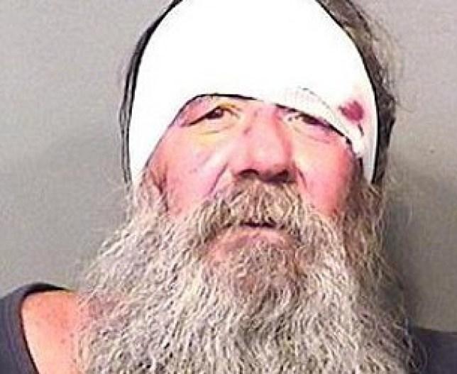 Ronny Scott Hicks (Picture: Brevard County Sheriff's Office)