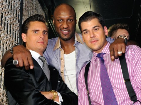 Scott Disick 'checks into rehab' as Lamar Odom fights for life after 'crack-cocaine and opiate-fuelled' weekend